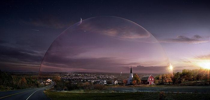 Заставка для сериала Под куполом (2013)
