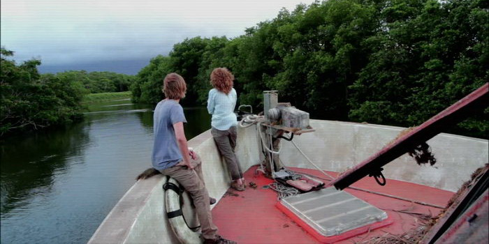 Кадр из тв-сериала Река (2012)