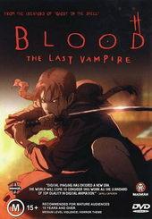 Кровь: Последний вампир аниме мультик (2000)
