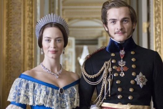 Кадр из фильма Молодая Виктория (2009)