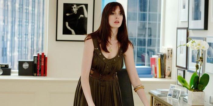 Актриса из фильма Дьявол носит Prada (2006)