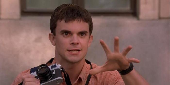 Персонаж из фильма Евротур (2004)