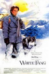 Афиша к фильму Белый Клык (1991)