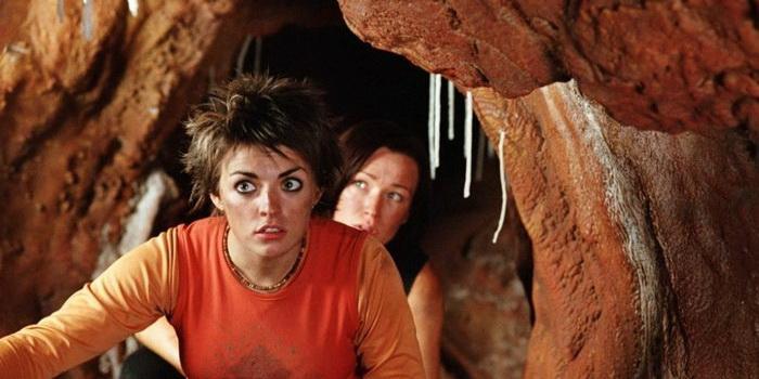 Актрисы из фильма Спуск (2005)