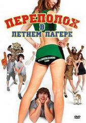 Плакат Переполох в летнем лагере (2010)