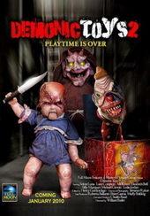 Ужасы Демонические игрушки: Личные демоны (2010)