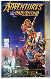 Постер к фильму Приключения няни (1987)