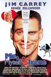 Постер к комедии Я, снова я и Ирэн (2000)