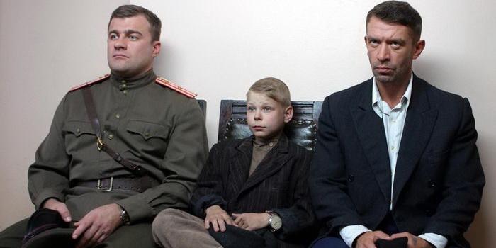 Кадр из сериала Ликвидация (2007)