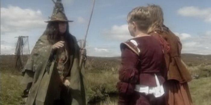 Детский сериал Хроники Нарнии: Серебряное кресло(1990)