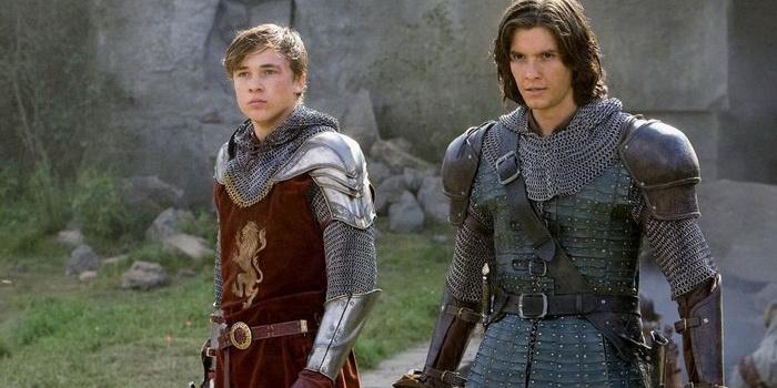 Персонажи из фильма Хроники Нарнии: Принц Каспиан (2008)