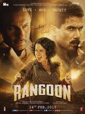 Постер к кинофильму Рангун (2017)