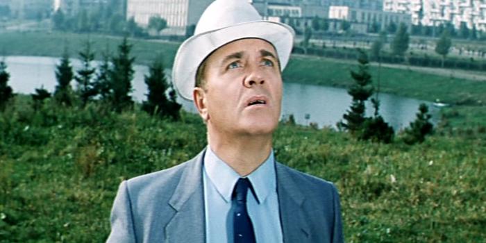 Главный герой из фильма Опасно для жизни! (1985)