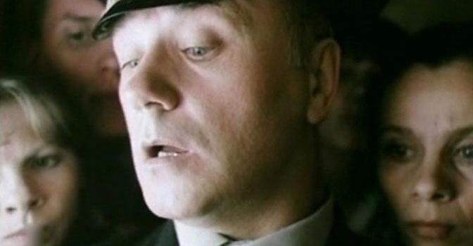 Сцена из фильма Презумпция невиновности (1988)