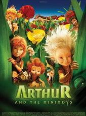 Афиша к мультфильму Артур и Минипуты (2007)