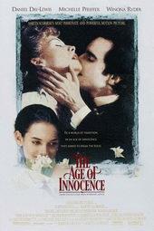 Плакат к фильму Эпоха невинности (1993)