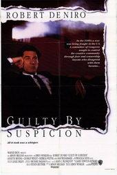 Постер к фильму Виновен по подозрению (1991)