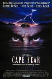 Постер к кинофильму Мыс Страха (1991)