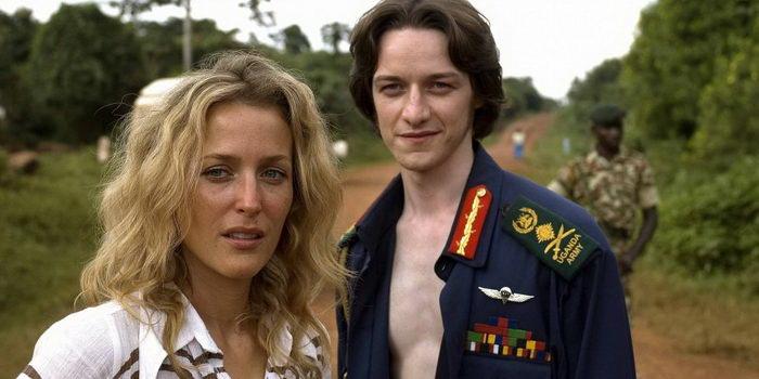Последний король Шотландии фильм (2006)