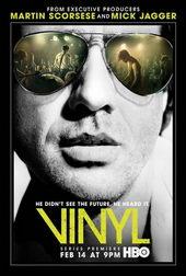 Постер к сериалу Винил (2016)