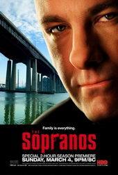 Постер к сериалу Клан Сопрано (1999)