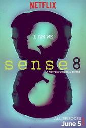 Постер к сериалу Восьмое чувство (2015)