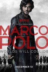 Постер к сериалу Марко Поло (2014)