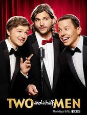 Постер к комедии Два с половиной человека (2003)