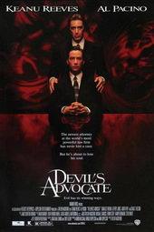 Постер к ужасам Адвокат дьявола (1997)