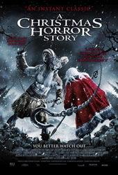 Постер к хоррору Рождественские страшилки (2015)