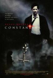 Афиша к фильму Константин: Повелитель тьмы (2005)