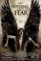 Афиша к ужасам Ничего не бойся (2013)