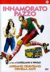 Афиша из комедии Безумно влюбленный (1981)