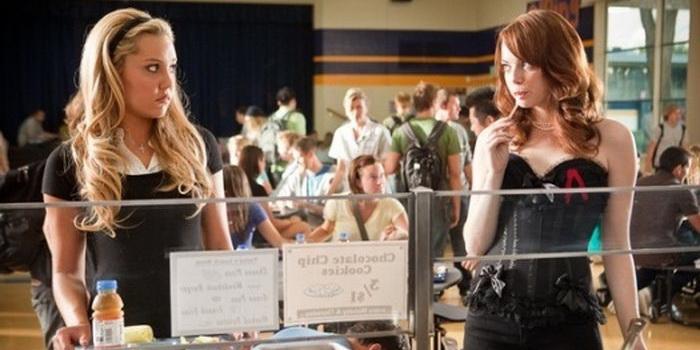 Главные героини из фильма Отличница легкого поведения (2010)
