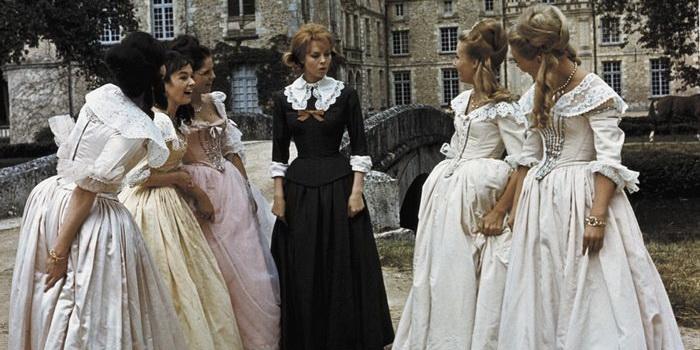 Кадр из фильма Анжелика – Маркиза ангелов (1964)