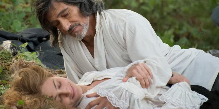 Сцена из фильма Анжелика, маркиза ангелов (2014)