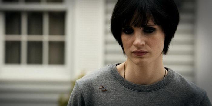 Кадр из фильма Мама (2013)