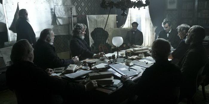 кадр из фильма Линкольн (2013)