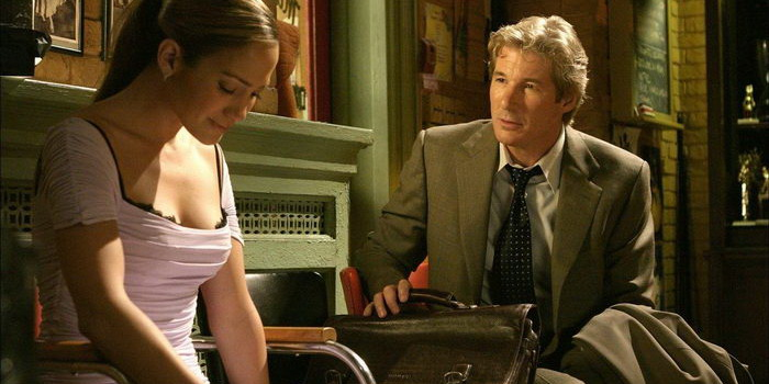 Персонажи из фильма Давайте потанцуем (2004)