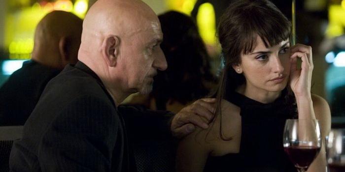 Сцена из фильма Элегия (2008)