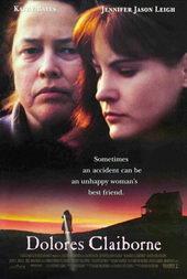 Плакат для фильма Долорес Клэйборн (1995)