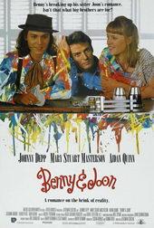 Постер к фильму Бенни и Джун (1993)