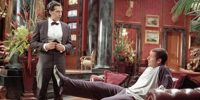 Сцена из фильма Миллионер поневоле(2002)