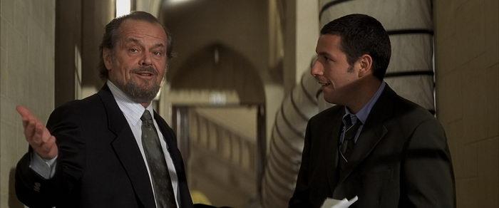 Кадр из фильма Управление гневом(2003)