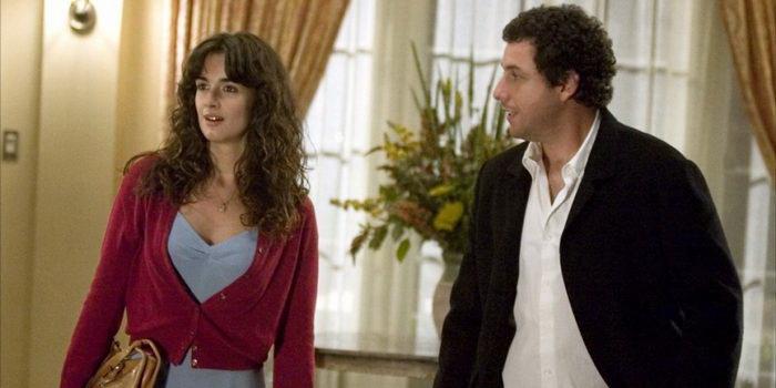 Кадр из комедии Испанский-английский(2004)