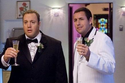 Чак и Ларри: Пожарная свадьба(2007)