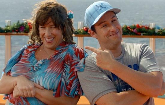 Кадр из комедии Такие разные близнецы (2011)