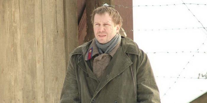 Персонаж из фильма По этапу (2007)