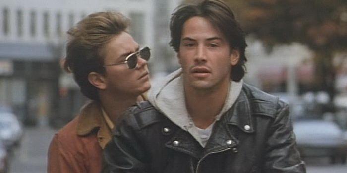 Сцена из фильма Мой личный штат Айдахо (1991)