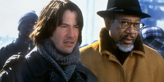 Кадр из фильма Цепная реакция (1996)